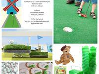 Golf Themed Party Ideas