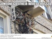 Electrical fail