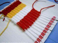 Weaving stuff