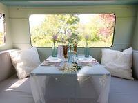 134 besten caravan diy bilder auf pinterest bauwagen haus auf r dern und wohnwagen. Black Bedroom Furniture Sets. Home Design Ideas