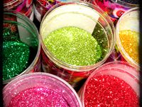 The World is a Better Place With Glitter!!!!
