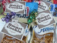 Candy treat crafts