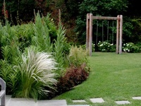 Great and pretty outdoor spaces - gardens and courtyards