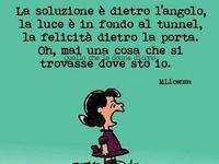 Mafalda e Peanuts