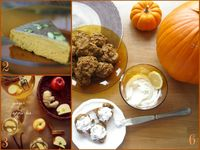 Gluten-free recipes for the fall.  Loving the colors and pumpkins that come this time of year