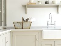 """Kitchen ideas / Ideas for """"bohemian cottage"""" look for kitchen remodel. Also desirable brands, storage ideas, colors, finishes."""