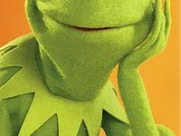 I absolutely LOVE Kermit the Frog! :)