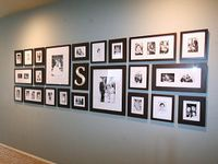 hanging pictures
