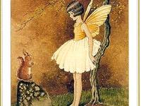 Ephemera-Fairies & Fantasy Folks