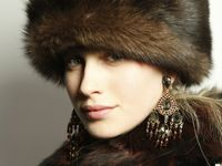 BEAUTIFUL WINTER FASHIONS AND LUXURY