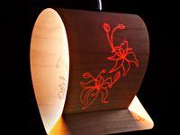 112 Best Lampes En Bois Images On Pinterest | Wooden Lamp, Light Fixtures  And Chandeliers