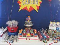 Jj birthday party