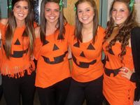Costume and event ideas for you and your sorority sisters