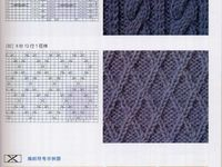 crafts--crochet/knit tips and graphs