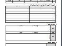 نموذج سيرة ذاتية وورد مختصرة Doc عربي وانجليزي Cartoon Songs Crown Pattern Blog Posts