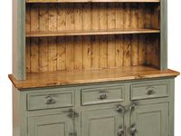 For the home- hutches & cabinets