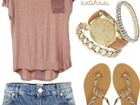 I love summer outfits.