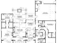 Floorplans On Pinterest Mansion Floor Plans House Plans