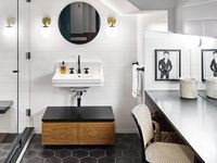 research bathroom project