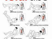 Work out  Board