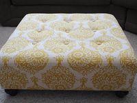 Crafty: Furniture Make-overs