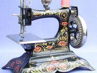S/Machine,  Casige Sewing Machine.... / Casige Sewing Machine : produced toys sewing machine from1902 right up until 1975 .....