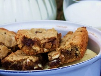 ... Pinterest | Homemade Fig Newtons, Soft Ginger Cookies and Rhubarb Bars