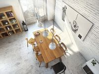 DINING AREA / #dining #diningroom #food