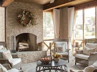 26 Best Images About Four Seasons Rooms On Pinterest Paint Colors Covered Patios And Fireplaces