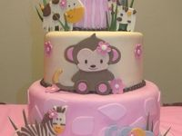 Baby shower cakes & more