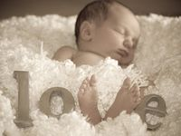 Inspiration for photographing Newborn Sessions