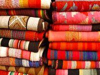 textiles / rugs / stitchery