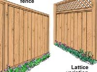 1000+ images about diy privacy fence on Pinterest ...
