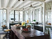 Dream kitchens of all styles. For more inspiring things, visit lifestylefilesblog.com.