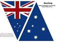Australia Day - Printables