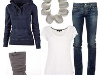 Clothes, shoes, accessories I like..