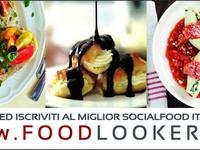 Foodlookers.it - 100% italian food! / Foodlookers è per i bloggers, ristoratori, gourmet e fotografi che vogliano condividere il loro spazio web dedicato alla gastronomia: il posto giusto per trovare i migliori foodblog ed i migliori ristoranti vicini a te. http://www.foodlookers.it/