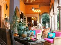 Style Mexican Home