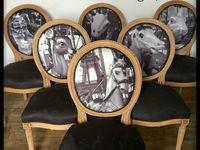 Tavolo Palma laccato rovere legno interni TFT Home Furniture