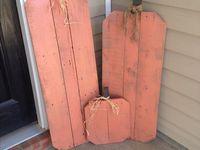 Pallet/woodcraft Ideas