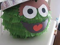 Sesame Street B-Day Ideas