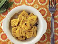 ... Recipes on Pinterest | Pumpkin gnocchi, Toffee bars and Santa cookies