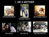 Mommyhood :)