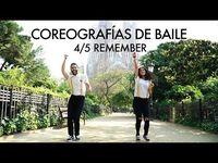 33 Ideas De Coreos Fáciles Coreografía Baile Coreografias Para Niños