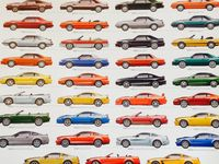 Motor Mustangs