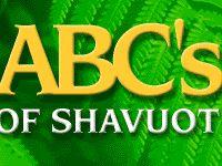 shavuot bible verses