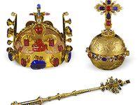Crown Jewels & other Aristocratic Pieces ♔ ~ Joyas de Coronas Reales & otras Piezas Aristocráticas ♔
