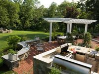 Outdoor living_space_ landscaping