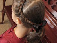 Hair do's and Bows for girls