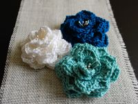 Crafts / Washcloths, Coasters, and Granny Squares